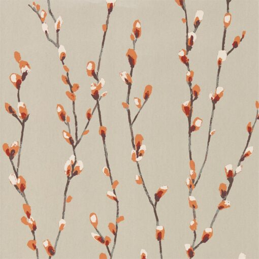 Salice Wallpaper from the Standing Ovation Collection by Harlequin Wallpaper Australia in Tang & Gilver