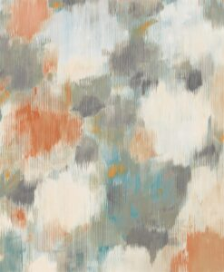 111474 Exuberance Wallpaper from the Standing Ovation Collection by Harlequin Wallpaper in Tang + Sepia