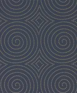 Sakura Wallpaper from the Momentum 04 Collection in Moonlight