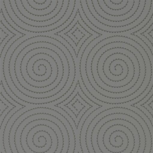 Sakura Wallpaper from the Momentum 04 Collection in Steel