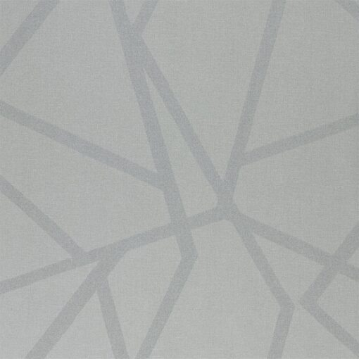 Sumi Shimmer Wallpaper from the Momentum 04 Collection in Silver and Dove