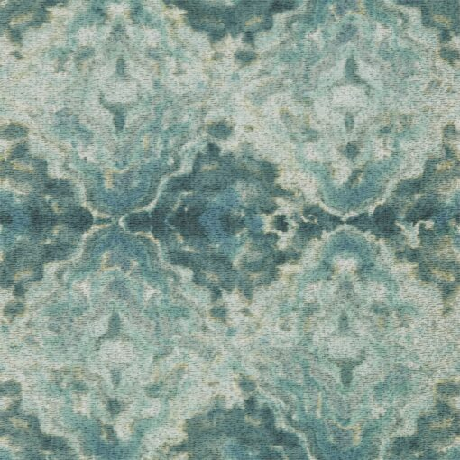 Envision Wallpaper from the Definition Collection by Anthology in Lapis and Amazonite