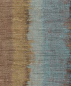 Lustre Wallpaper from the Definition Collection by Anthology in Apatite and Hessonite