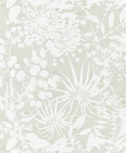 Coralline Wallpaper from the Anthozoa Collection in Stone