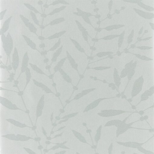 Chaconia Shimmer Wallpaper from the Anthozoa Collection in Stone