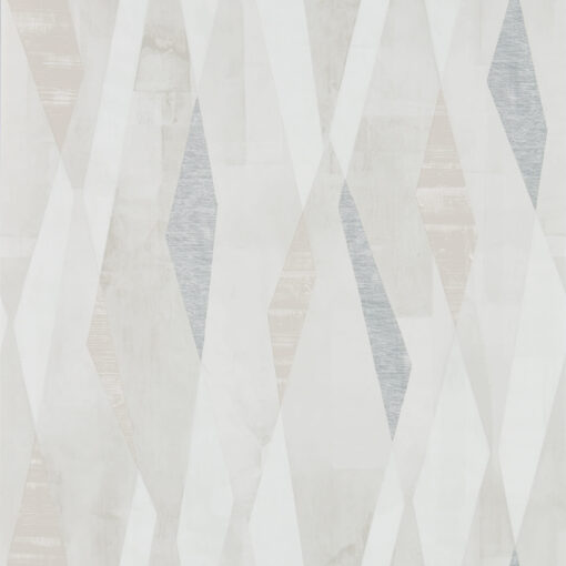 Vertices Wallpaper from the Entity Collection in Blush & Clay