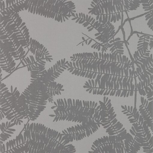 Extravagence wallpaper from the Lucero Collection by Harlequin in Platinum