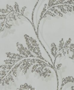 Lucero Wallpaper from the Lucero Collection by Harlequin in Mist & Pearl