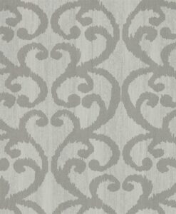 Baroc Wallpaper from the Lucero Collection by Harlequin in Mist