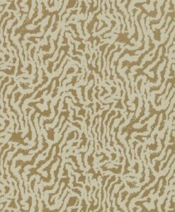 Seduire wallpaper from the Lucero Collection by Harlequin in Champagne and Gold