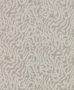 Seduire wallpaper from the Lucero Collection by Harlequin in Oyster and Pearl