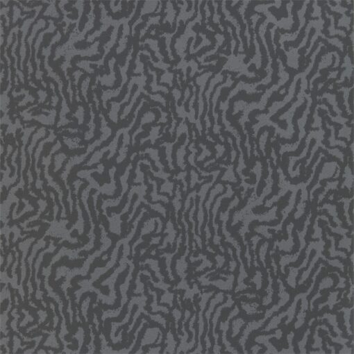 Seduire wallpaper from the Lucero Collection by Harlequin in Platinum and Pewter