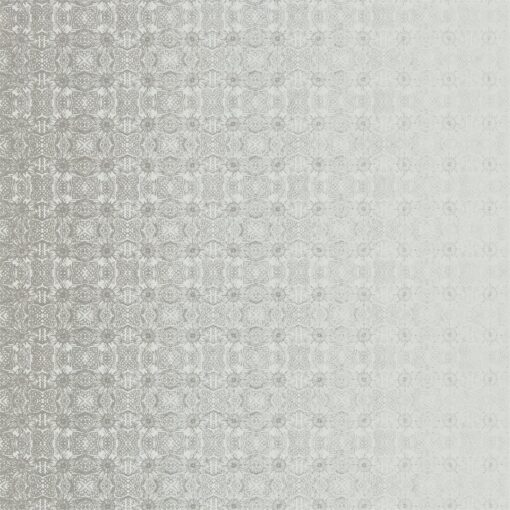 Eminence Wallpaper from the Lucero Collection by Harlequin in Pearl and Ivory