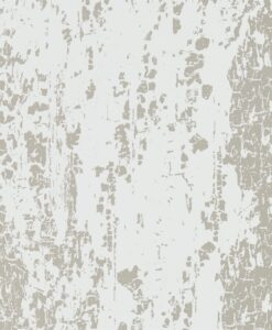 Eglomise Wallpaper from the Lucero Collection by Harlequin in Ivory & Ice