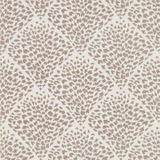Charm wallpaper from the Lucero Collection by Harlequin in Gold & Powder