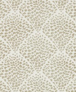 Charm wallpaper from the Lucero Collection by Harlequin in Gold and Chiffon
