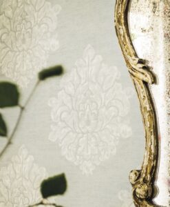 Close up of Laurie Wallpaper from Waterperry Wallpapers by Sanderson Home