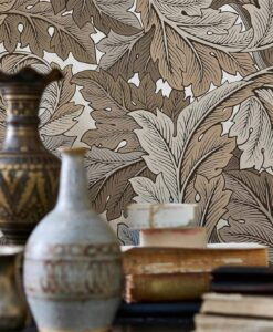 Acanthus Wallpaper from the Archive IV Collection by Morris & Co