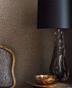 Cracked Earth Wallpaper from the Oblique collection by Zophany