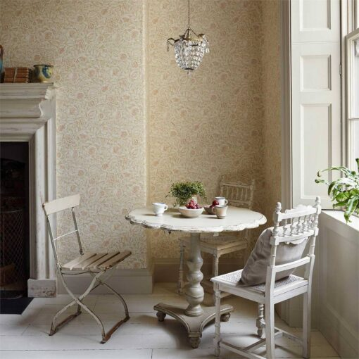 Annandale Wallpaper from the Chiswick Grove Collection by Sanderson Home
