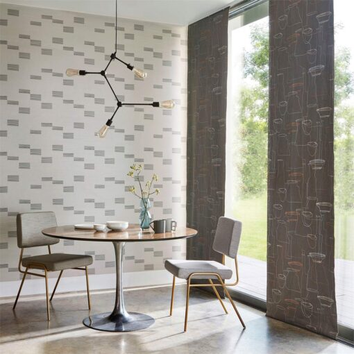 Echo Wallpaper from the Entity Collection by Harlequin