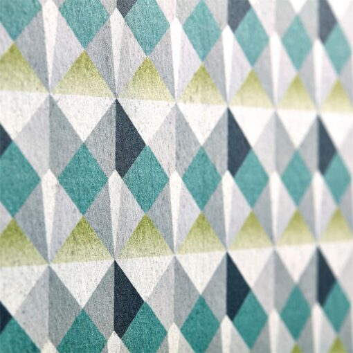 Close up of Azor wallpaper from the Entity Collection by Harlequin Wallpaper