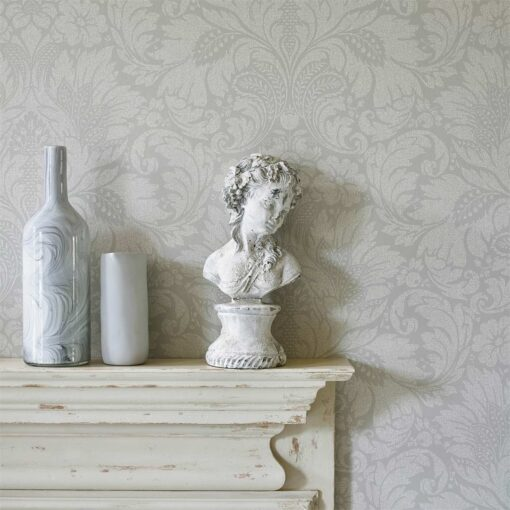 Kent wallpaper from the Chiswick Grove Collection by Sanderson