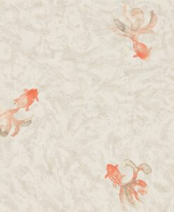 Fantail Wallpaper from Waterperry Wallpapers in