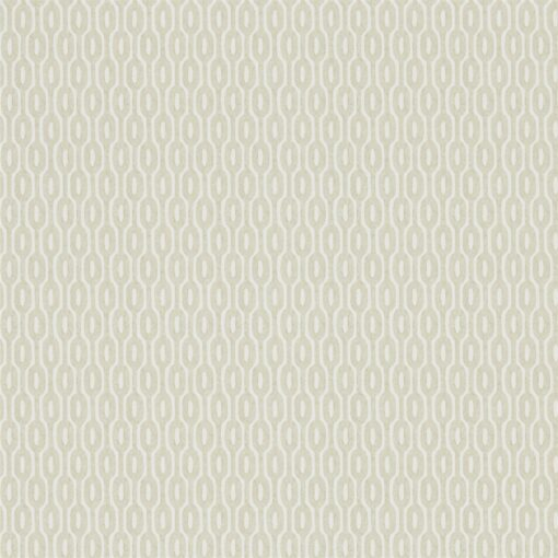 Hemp wallpaper from The Potting Room Collection in Linen