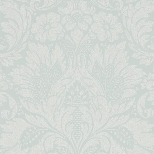 Kent wallpaper from the Chiswick Grove Collection by Sanderson Home in Wedgewood