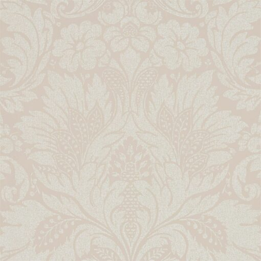 Kent wallpaper from the Chiswick Grove Collection by Sanderson Home in Linen