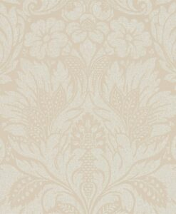 Kent wallpaper from the Chiswick Grove Collection by Sanderson Home in Parchment