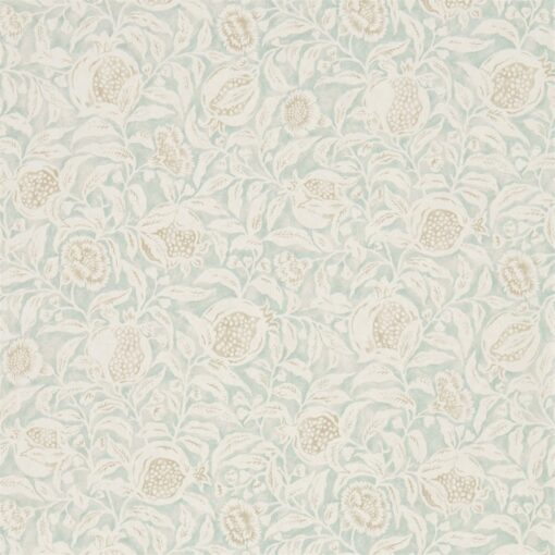 Annandale Wallpaper from the Chiswick Grove Collection by Sanderson Home in Wedgewood & Linen