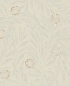 Orange Tree Wallpaper from the Chiswick Grove Collection by Sanderson Home in Dove