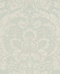Courtney Wallpaper from the Chiswick Grove Collection by Sanderson Home in Wedgewood