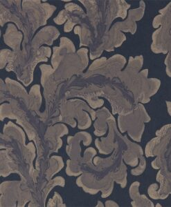 Acantha Wallpaper from Phaedra Wallpapers by Zophany in Ink