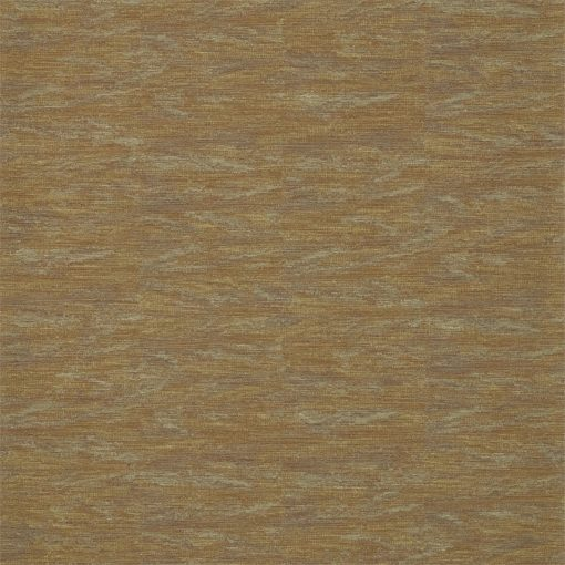 Kempshott Plain Wallpaper by Zophany in Amber