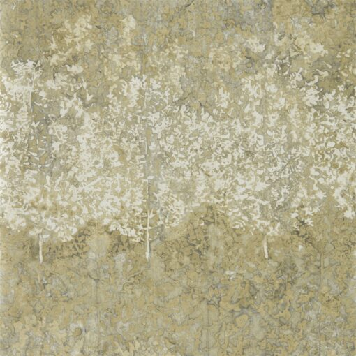 Belvoir Wallpaper from the Kempshott Collection in Antique Bronze