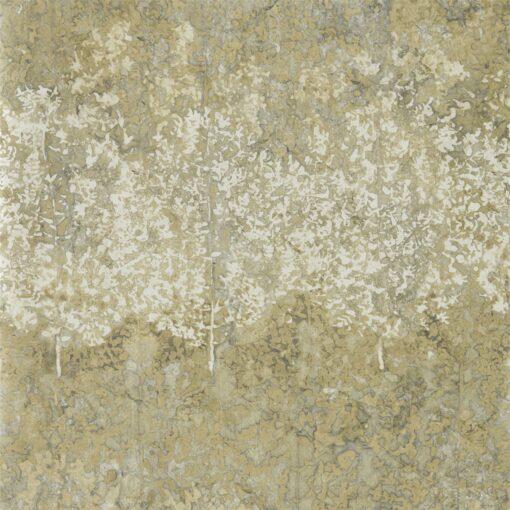 Belvoir Wallpaper from the Kempshott Collection in Antique Bronze