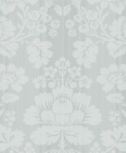 Beauvais wallpaper from Damask Wallpapers by Zophany in Traylors Grey
