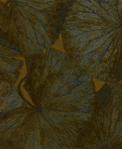 Taisho Lotus Wallpaper from The Must Collection by Zophany in Tiger Eyes