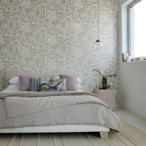 Coralline Wallpaper from the Anthozoa Collection by Harlequin