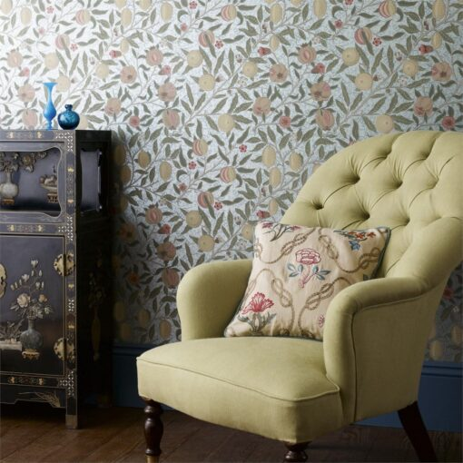 Fruit Wallpaper by Morris & Co