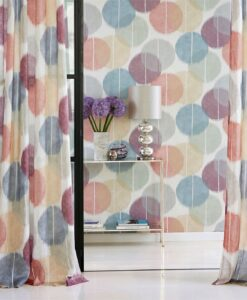 Circulo wallpaper from the Tresilio Collection by Harlequin