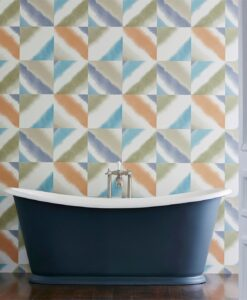 Quadro Wallpaper from the Tresillo Collection by Harlequin