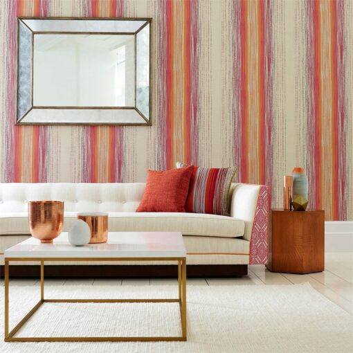 Tilapa wallpaper from the Tresilio collection by Harlequin