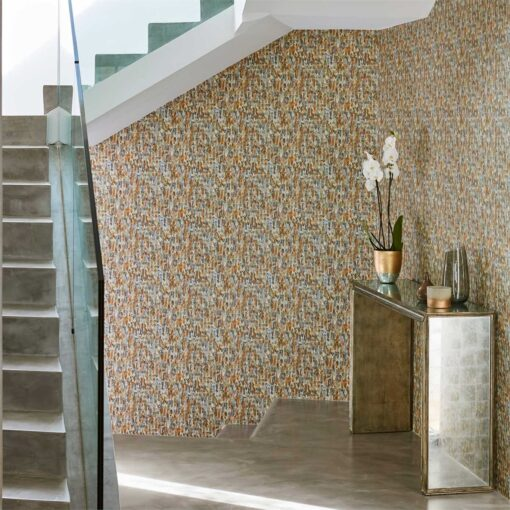 Kelambu Wallpaper from the Anthozoa Collection by Harlequin