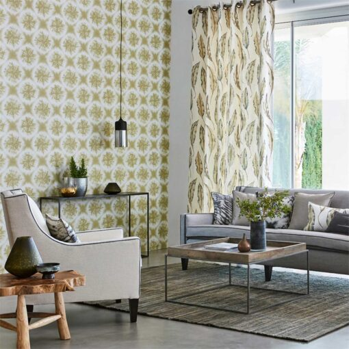 Nihan Wallpaper from the Anthozoa Collection by Harlequin
