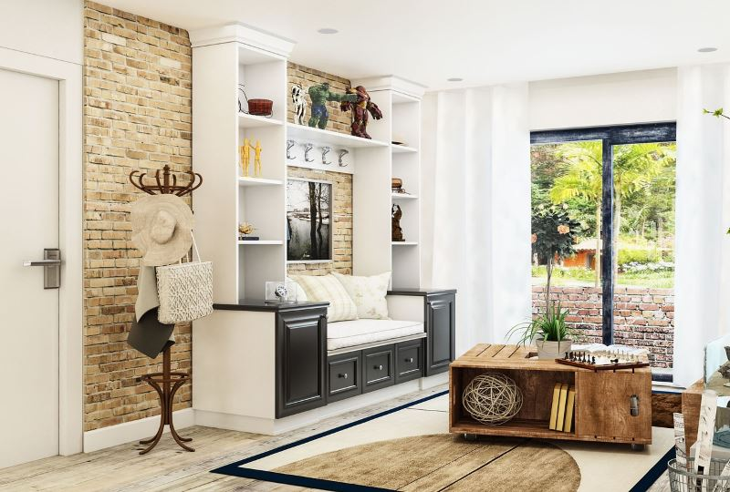 Space-saving ideas for small apartments - Silk Interiors ...