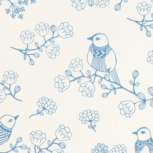 Sugar Tree Wallpaper by Majvillan in Blue